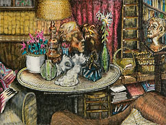 Jenny Kallin - Table